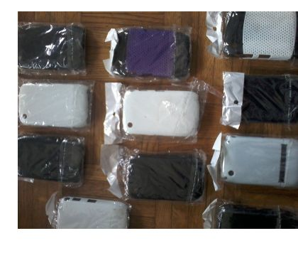 Photos Vivastreet LOT COQUES PROTECTION IPHONE BLACKBERRY IPAD NEUFS