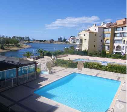 Photos Vivastreet T3 + piscine + parking privé Cap d'Agde - Richelieu