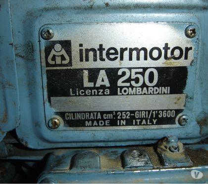 Photos Vivastreet moteur lombardinI LA 250 IM 250300350 pour pièces