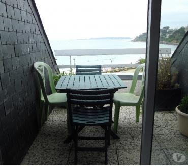 Photos Vivastreet Vue panoramique mer 2 balcons plage de trestraou 2** wifi