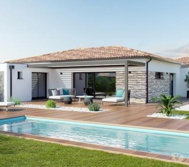 Photos Vivastreet (2020276705SONV) Vente Maison neuve 90 m² à Lanta 216 000 €