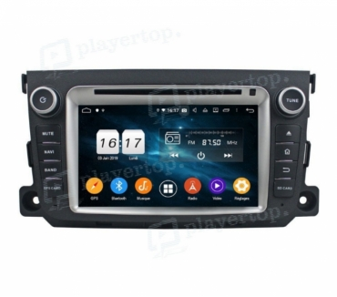 Photos Vivastreet AUTORADIO GPS OPEL SMART FOR TWO II