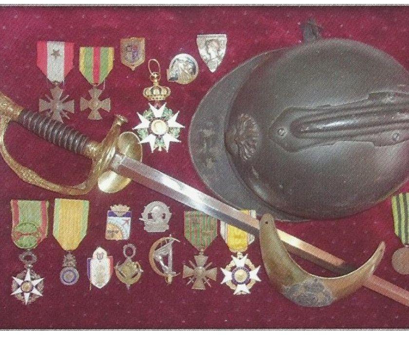 Collection Haute-Garonne Toulouse - Photos Vivastreet achete médailles militaires, insignes, diplome, uniforme