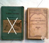 Photos Vivastreet lot A - B - livres anciens - 1916, 1945 , ...zoe
