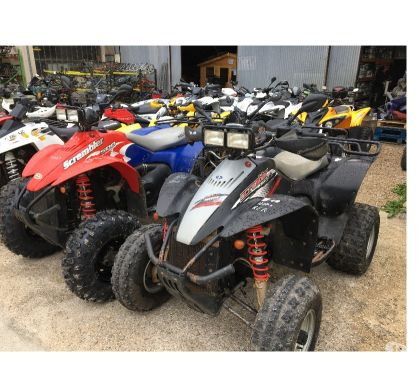 Photos Vivastreet scrambler polaris sportsman trail boss trail blazer phoénix