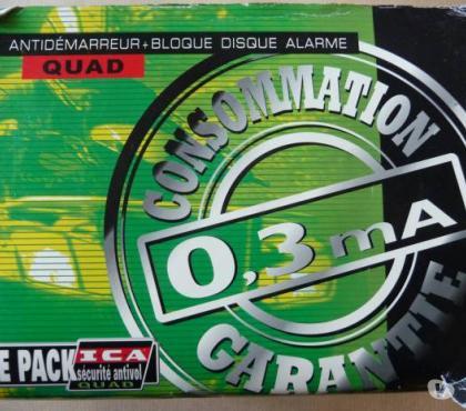 Photos Vivastreet pack sécurité antivol quad I.C.A