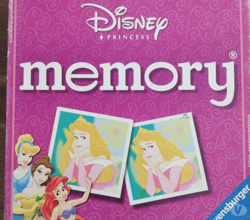 Photos Vivastreet Memory dsney princess