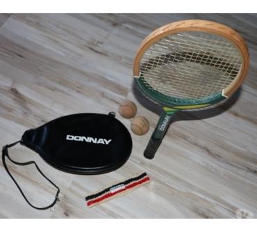 Photos Vivastreet raquette bois court two light 2 marque DONNAY