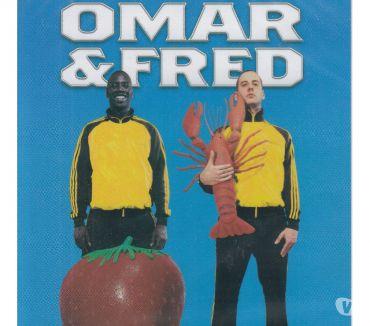 Photos Vivastreet DVD Omar & Fred - Le Spectacle