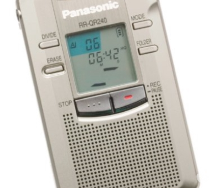 Photos Vivastreet Panasonic Recorder RR-QR240