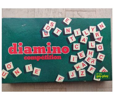 Photos Vivastreet jeu Diamino Compétition