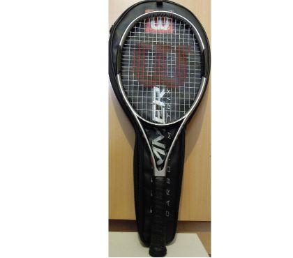 Photos Vivastreet Raquette tennis WILSON Hammer 7 grip 4 occasion