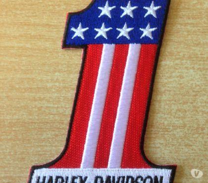 Photos Vivastreet écusson harley 1% american flag drapeau américain