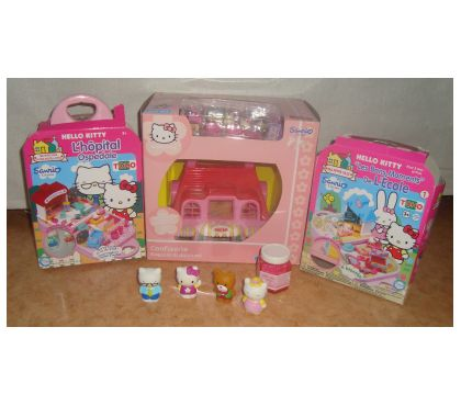 Photos Vivastreet Lot Jeux Hello Kitty
