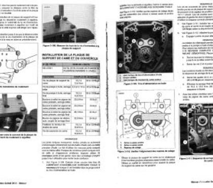 Photos Vivastreet Manuel d'atelier Harley Davidson Softail 2012 - FR