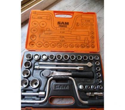 Photos Vivastreet Coffret SAM, 29 outils, NEUF