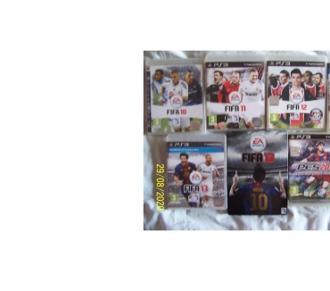 Photos Vivastreet Jeux ps3 fifa 10,11,12,13, 14 etc