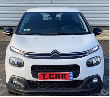 Photos Vivastreet CITROEN C 3 1.6 BLUEHDI FEEL BUSINESS an 2018