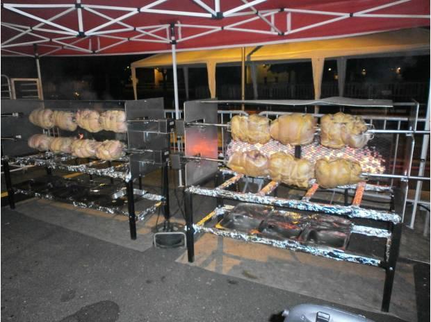 Organisations d'evènements Puy-de-Dôme Les Martres d'Artiere - 63430 - Photos Vivastreet cochon,jambon,boeuf,agneau à la broche