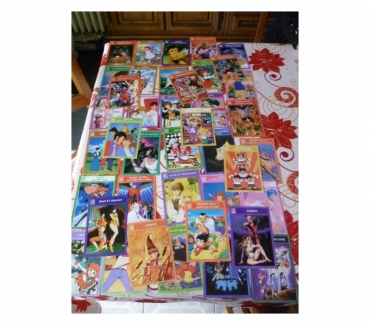 Photos Vivastreet Lot FicheS manga anime japon magazines Animeland poster Sail