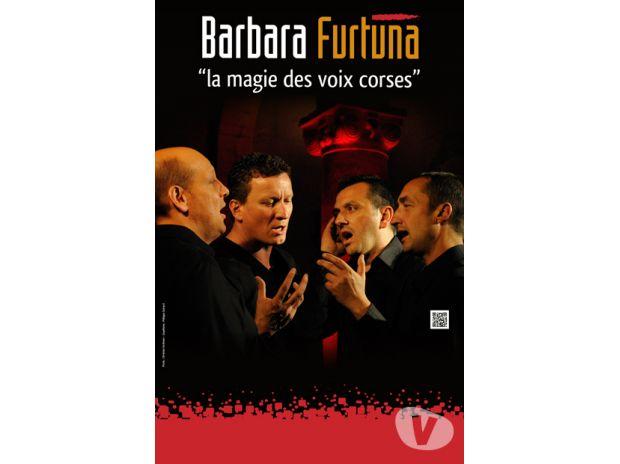 Photos Vivastreet Voix corses à Céret, Barbara Furtuna en concert