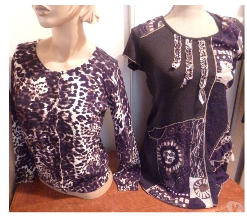 Vêtements occasion Bouches-du-Rhône Martigues - 13500 - Photos Vivastreet pulls chauds, gilet, tunique - 40 +