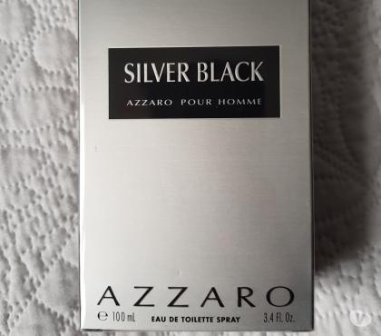 Photos Vivastreet Parfum Homme Azzaro SYLVER BLACK 100ml