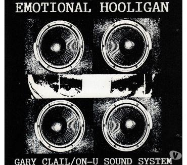 Photos Vivastreet CD Gary Clail, On-U Sound System - The Emotional Hooligan