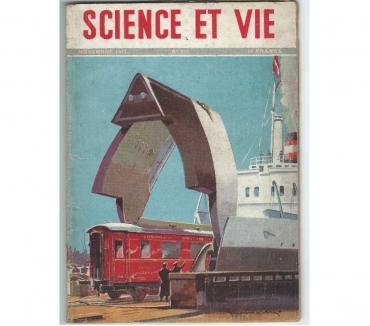 Photos Vivastreet revues sciences et vie 5 N° de1947 et 1948