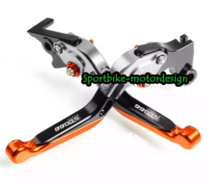 Photos Vivastreet Leviers frein et embrayage flip up pour KTM 990 SUPERDUKE