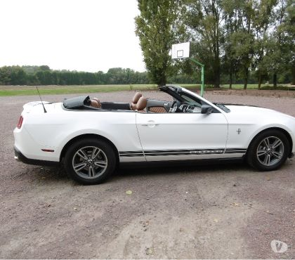 Photos Vivastreet Location FORD Mustang cabriolet et voitures americaines