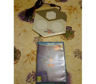 Photos Vivastreet Jeux et plateau disney infinity 2 pour Wii U