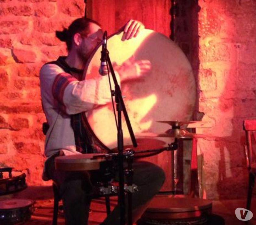 Musique - Théâtre - Danse Hérault Montpellier - Photos Vivastreet Cours de Tambour sur cadre (frame drums)
