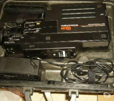 Photos Vivastreet camescope professionnel VHS Grundig VS155 A REVISER