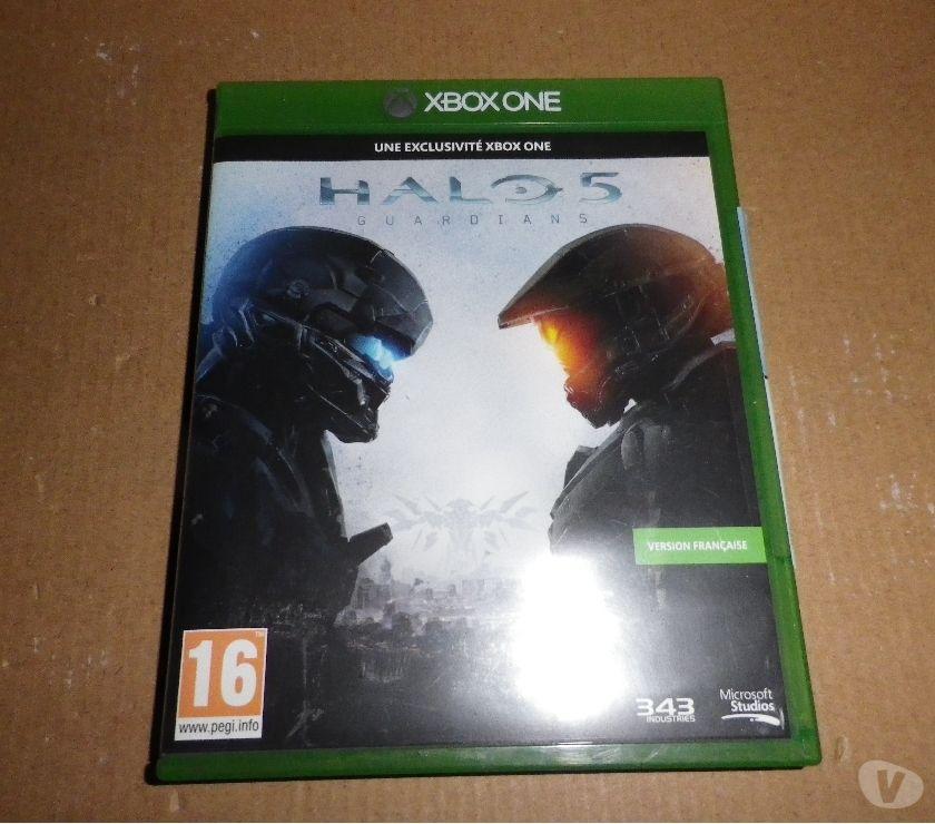 Jeux vidéo - consoles Yvelines Bois d'Arcy - 78390 - Photos Vivastreet Halo 5 Guardians