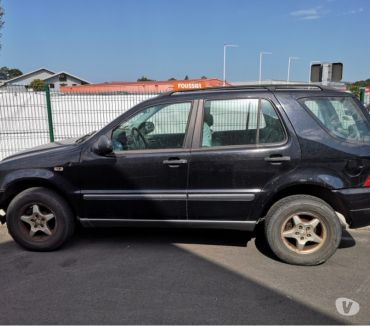 Photos Vivastreet A vendre Mercedes ML 230