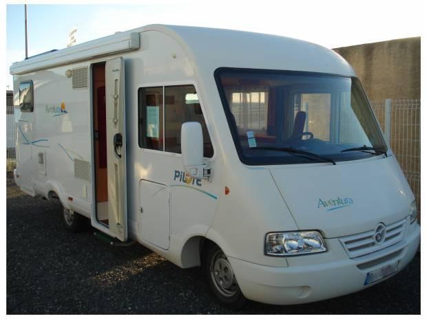 camping car occasion narbonne 11100. Black Bedroom Furniture Sets. Home Design Ideas