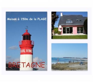 Photos Vivastreet A 150m DE LA PLAGE - de 280€ à 700€ en BRETAGNE