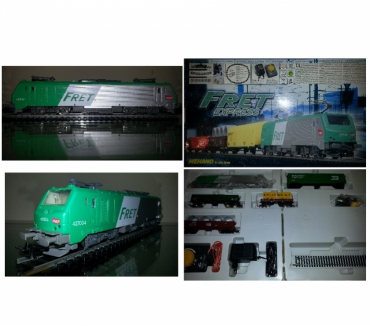 Photos Vivastreet Locomotive BB27500 (Pack FRET)