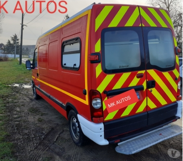 Photos Vivastreet Master vasp ambulance 1er MAIN. 172000km 120cv**MK AUTOS