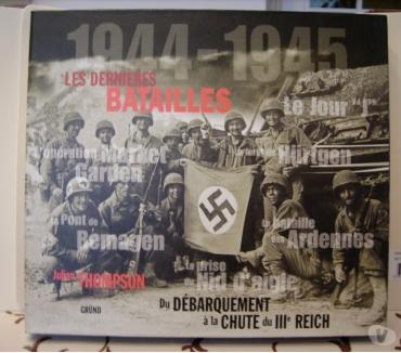 Photos Vivastreet 1944-1945,LES DERNIERES BATAILLES.