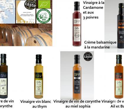 Photos Vivastreet Vinaigre Balsamique Neméa (Corynthe). Bio . Aromatisés