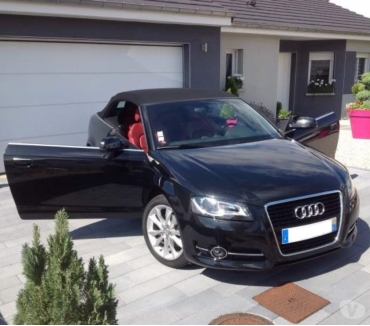 Photos Vivastreet Audi A3 Cabriolet 2.0 TDI 140CH AMBITION LUXE