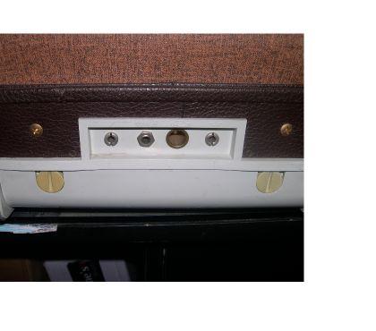 Photos Vivastreet Paire de verrous neufs pour tiroir Teppaz Tourist.