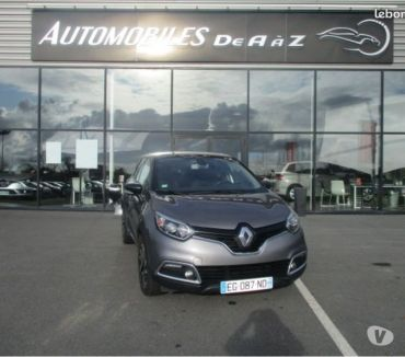 Photos Vivastreet Renault Captur 1.5 DCI 90CH STOP&START ENERGY INTENS ECO²