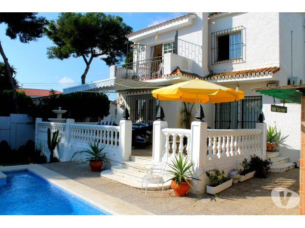 location saisonniere Espagne - Photos Vivastreet Villa proche de toutes commodités