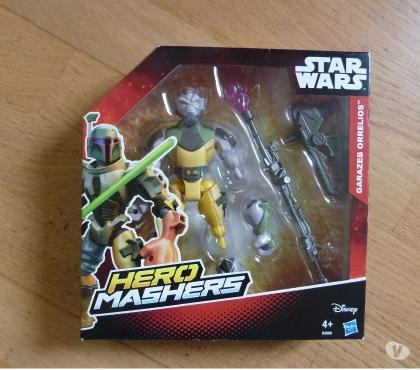 Photos Vivastreet Figurine STAR WARS - HERO MASHERS - GARAZEB ORRELIOS (neuf)