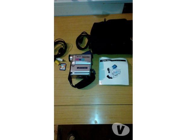 Photos Vivastreet 1 camescope avec chargeur et sacoche