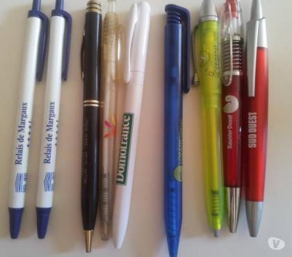 Photos Vivastreet Lot de 9 stylos