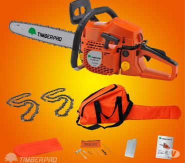 Photos Vivastreet Tronçonneuse thermique 62 CC TIMBERPRO -Guide 50 cm STD
